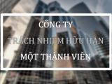 Công ty TNHH Một Thành Viên